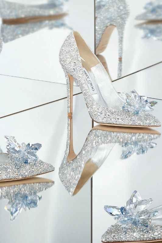 Para a Cinderela morrer de inveja: Inspirações de sapatos para noivas de estilo princesa - 5