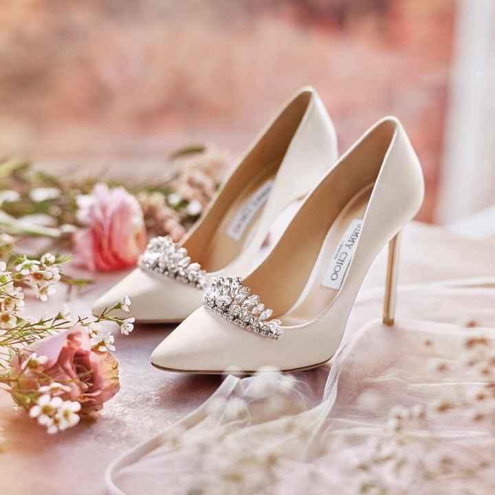 Para a Cinderela morrer de inveja: Inspirações de sapatos para noivas de estilo princesa - 6