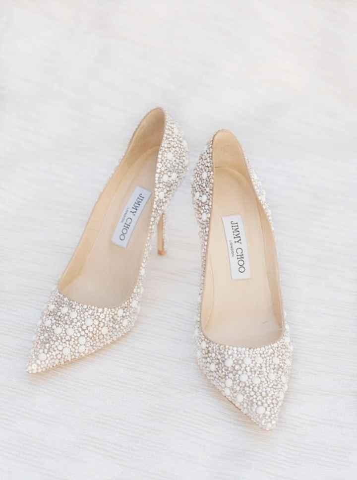Para a Cinderela morrer de inveja: Inspirações de sapatos para noivas de estilo princesa - 7