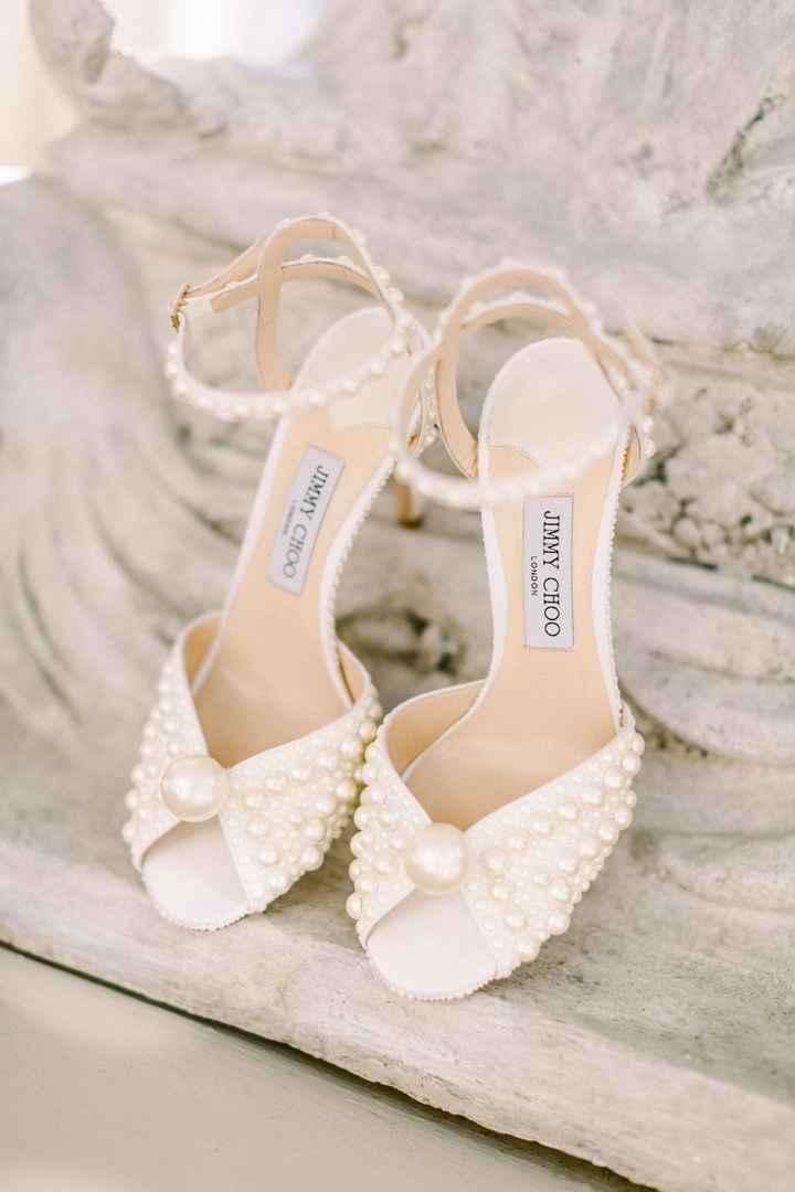 Para a Cinderela morrer de inveja: Inspirações de sapatos para noivas de estilo princesa - 8