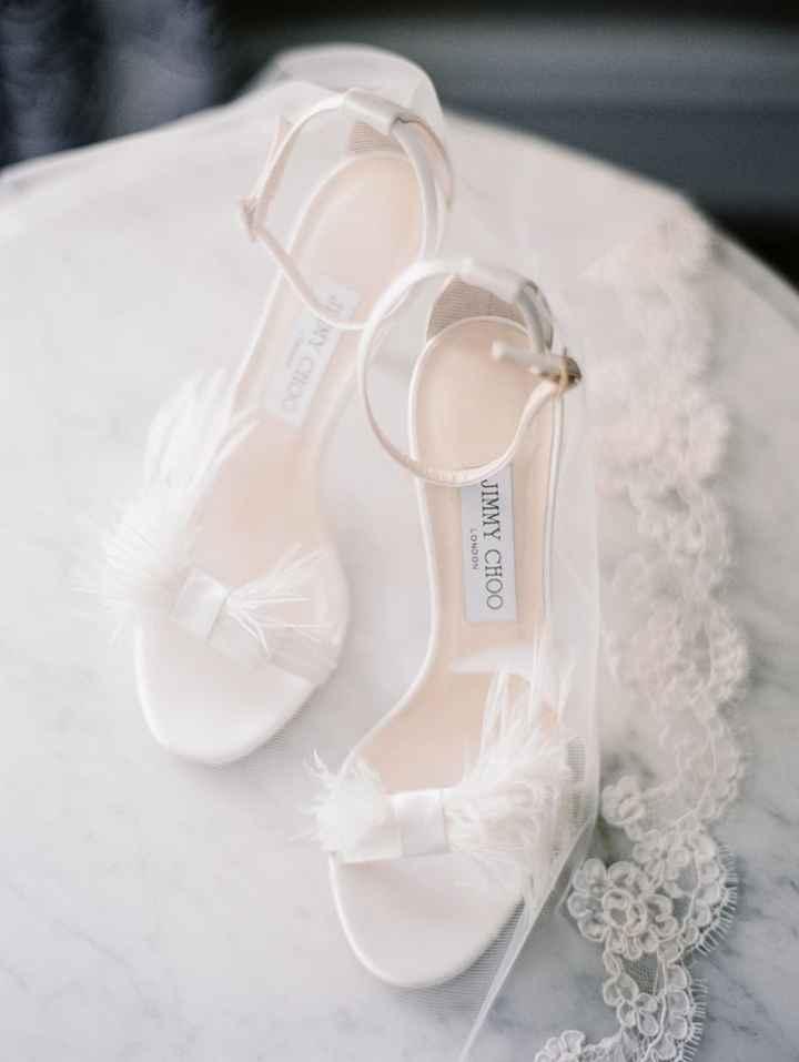 Para a Cinderela morrer de inveja: Inspirações de sapatos para noivas de estilo princesa - 9