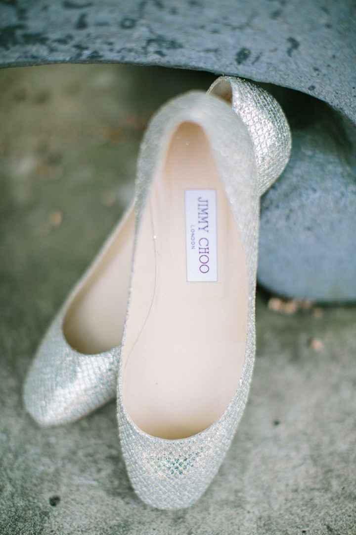 Para a Cinderela morrer de inveja: Inspirações de sapatos para noivas de estilo princesa - 10