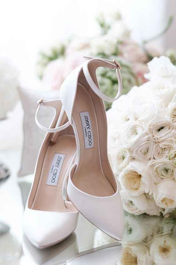 Para a Cinderela morrer de inveja: Inspirações de sapatos para noivas de estilo princesa - 11