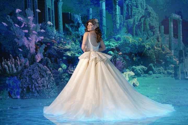 Disney Princess Wedding: Conheça a coleção de vestidos de noiva do Lucas Anderi - 1