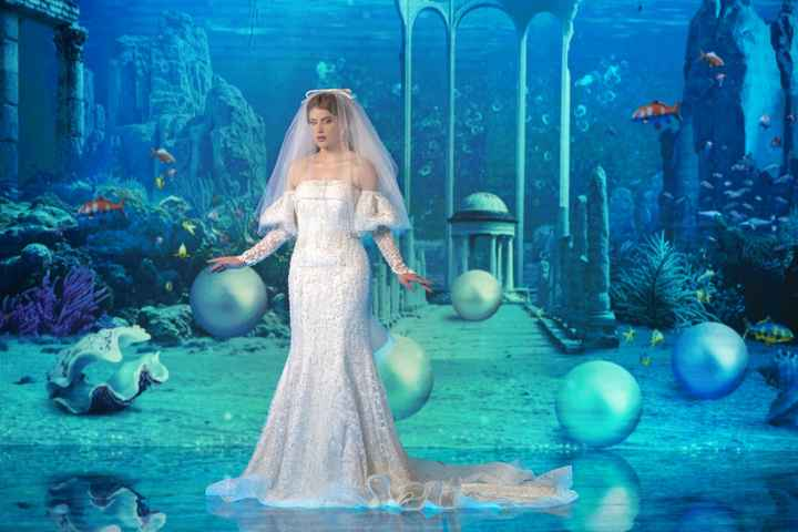 Disney Princess Wedding: Conheça a coleção de vestidos de noiva do Lucas Anderi - 4