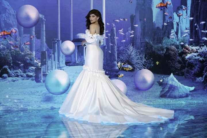 Disney Princess Wedding: Conheça a coleção de vestidos de noiva do Lucas Anderi - 6