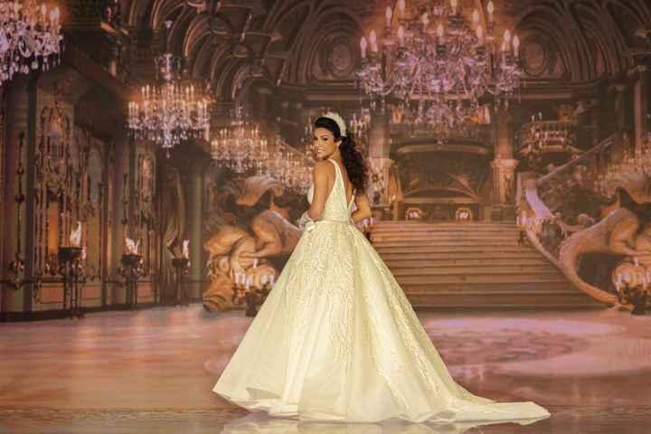 Disney Princess Wedding: Conheça a coleção de vestidos de noiva do Lucas Anderi - 7