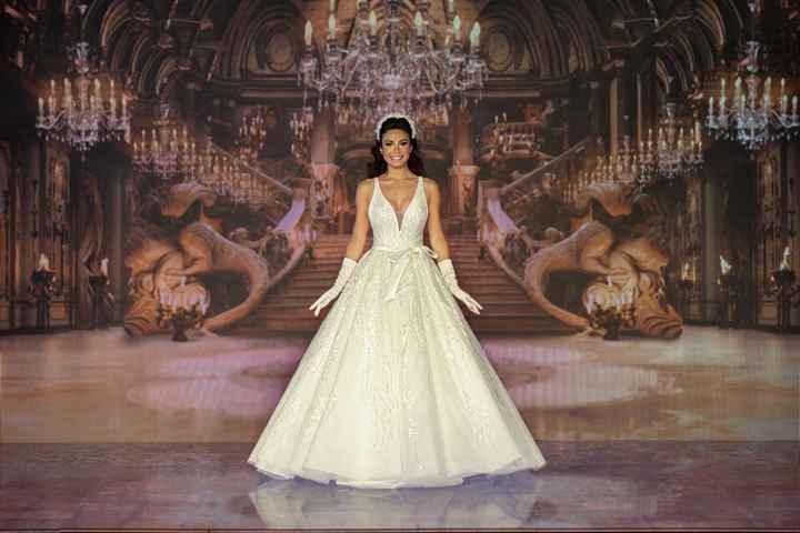 Disney Princess Wedding: Conheça a coleção de vestidos de noiva do Lucas Anderi - 8