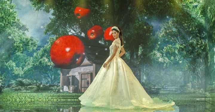 Disney Princess Wedding: Conheça a coleção de vestidos de noiva do Lucas Anderi - 13