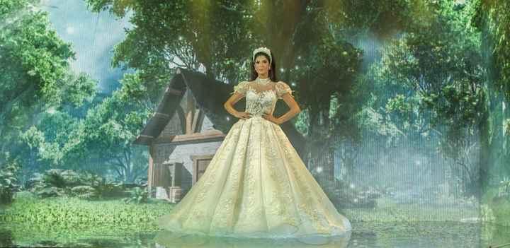 Disney Princess Wedding: Conheça a coleção de vestidos de noiva do Lucas Anderi - 14
