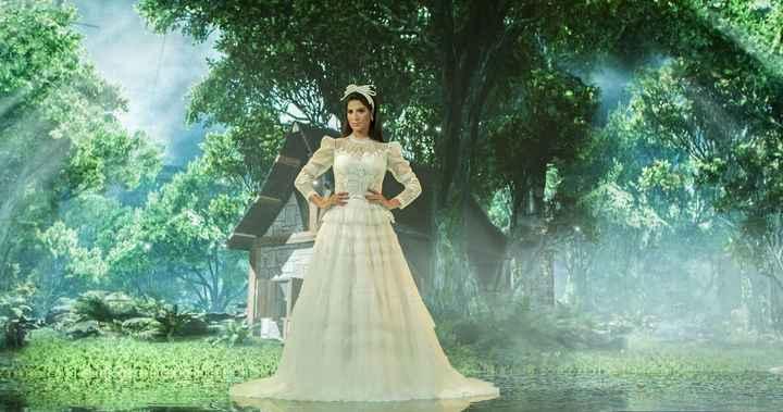 Disney Princess Wedding: Conheça a coleção de vestidos de noiva do Lucas Anderi - 16