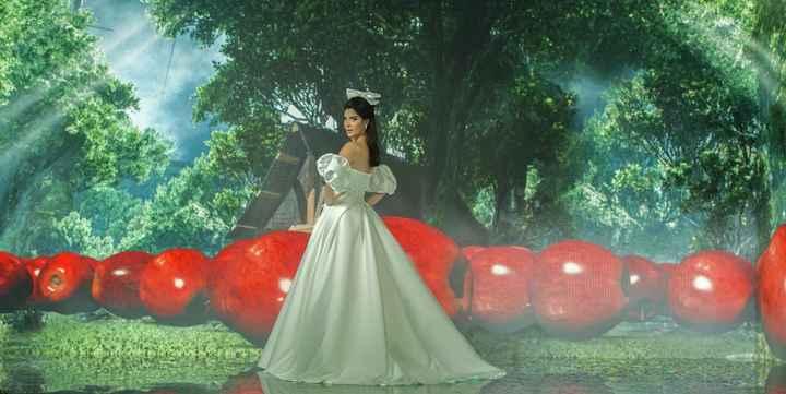 Disney Princess Wedding: Conheça a coleção de vestidos de noiva do Lucas Anderi - 17