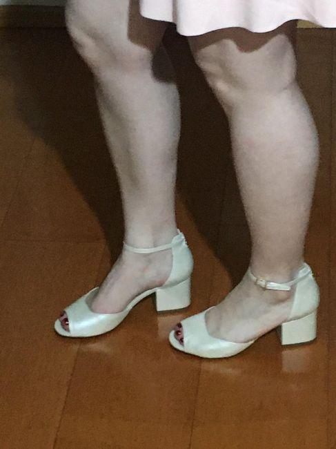 Comprei meu sapato de noiva! 2
