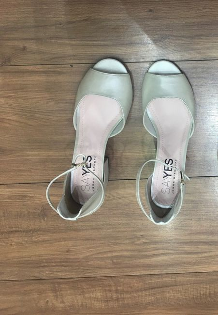 Comprei meu sapato de noiva! 4