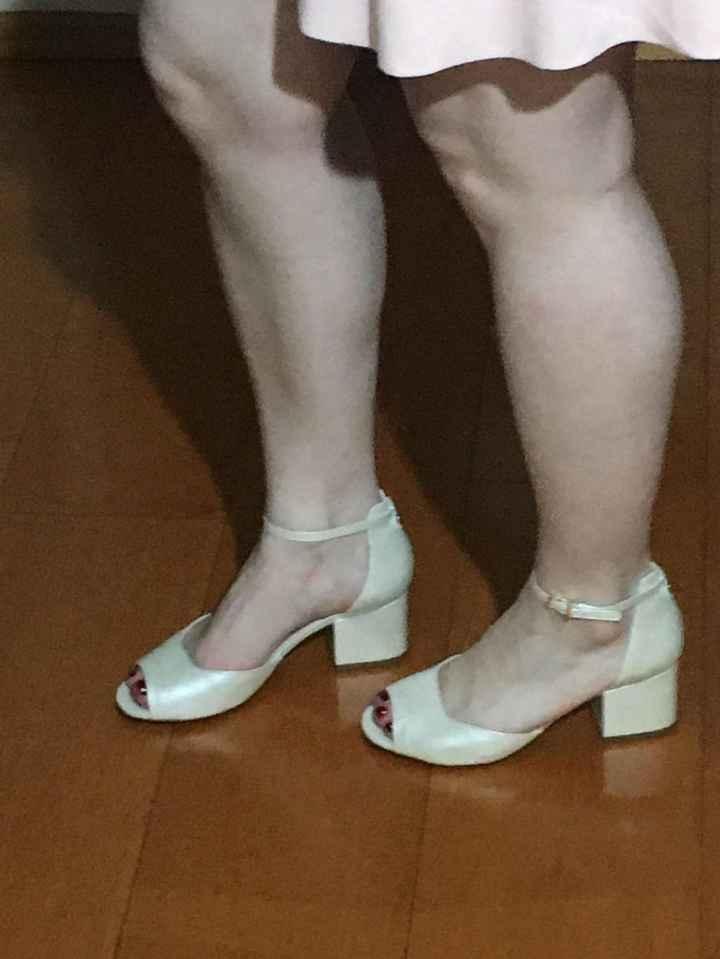 Comprei meu sapato de noiva! - 2