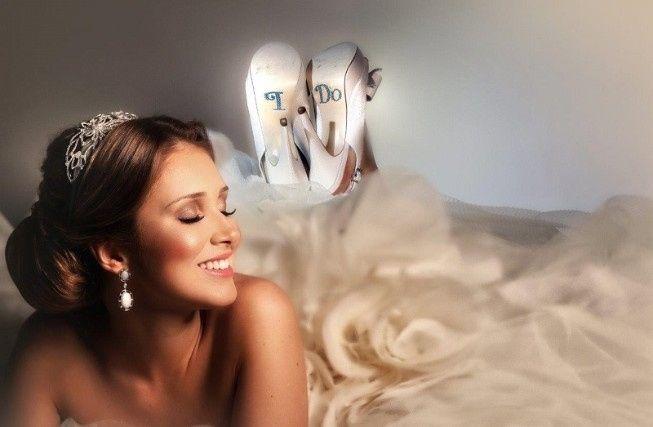Ensaio making off noiva e noivo