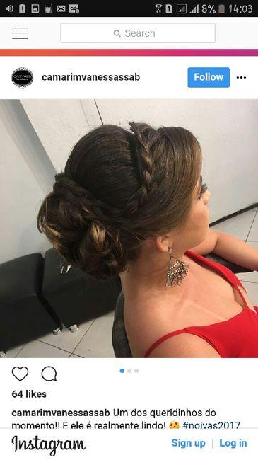 qual penteado vcs Preferem? 3