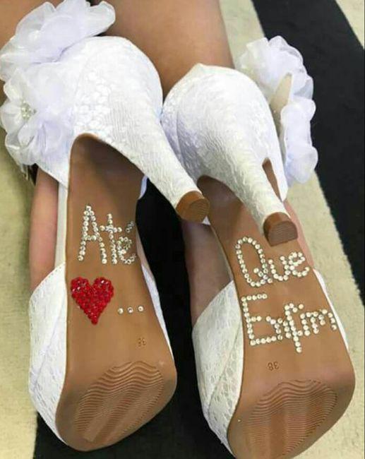 Sapato da noiva 6