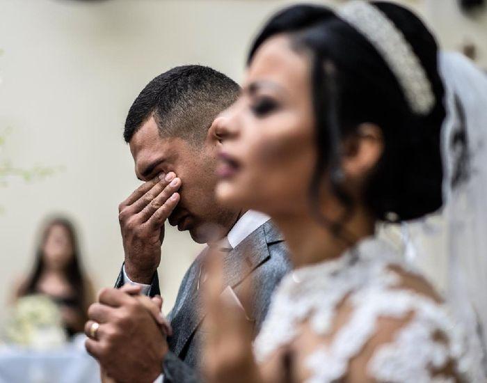 Noivinhas Católicas - entrada da noiva 2