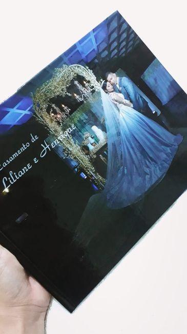 Presente para os pais - álbum de casamento pela internet #dicas 1