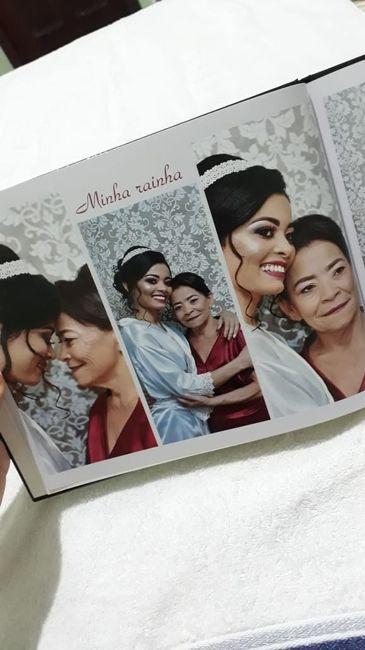 Presente para os pais - álbum de casamento pela internet #dicas 3
