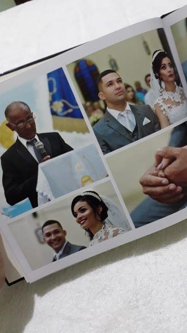 Presente para os pais - álbum de casamento pela internet #dicas 7