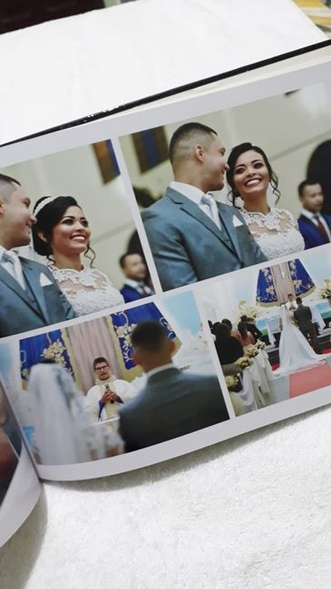 Presente para os pais - álbum de casamento pela internet #dicas 8
