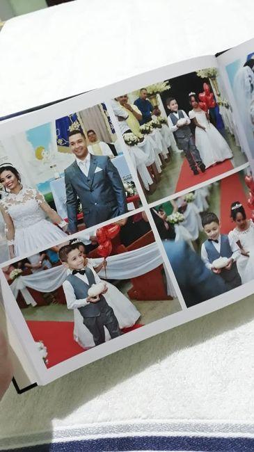 Presente para os pais - álbum de casamento pela internet #dicas 9