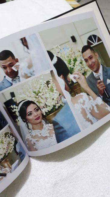 Presente para os pais - álbum de casamento pela internet #dicas 11