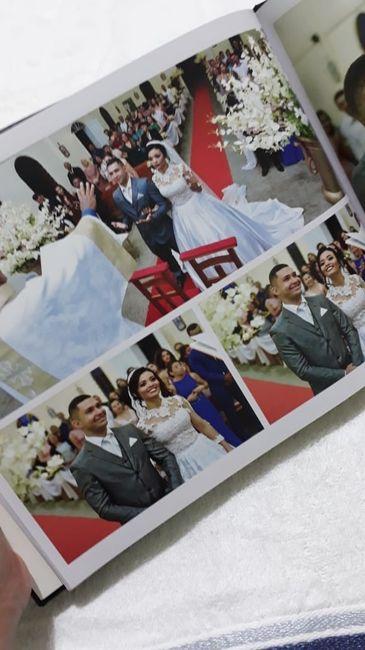 Presente para os pais - álbum de casamento pela internet #dicas 14