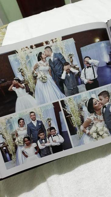 Presente para os pais - álbum de casamento pela internet #dicas 17