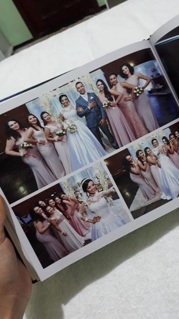 Presente para os pais - álbum de casamento pela internet #dicas 19