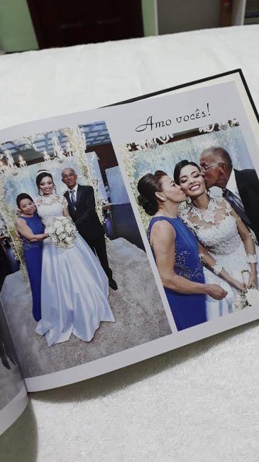 Presente para os pais - álbum de casamento pela internet #dicas 20