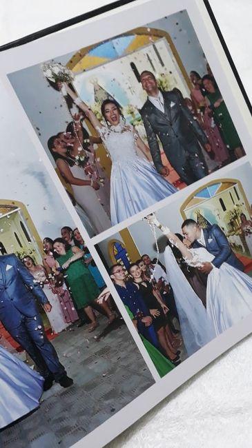 Presente para os pais - álbum de casamento pela internet #dicas 16