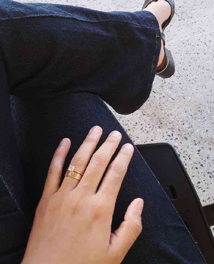 Aliança depois de casada #moda #cuidados - 1