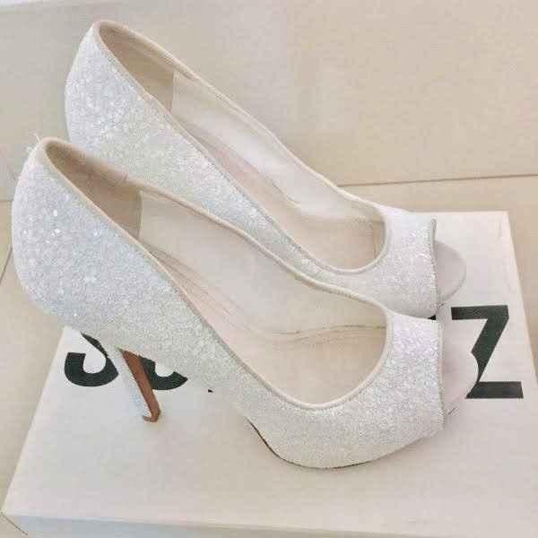 Sapato dos sonhos para o grande dia! Conte sua história :) - 1
