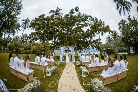 Fotos oficiais - 11.04 - casamento na praia/ porto grande hotel - 3