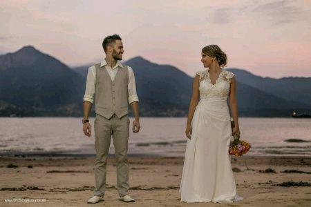 Fotos oficiais - 11.04 - casamento na praia/ porto grande hotel - 9