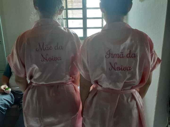 Presente: Pais da Noiva, Irmã e Sogra ❤ - 11