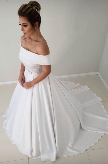 o que vocês acham desse vestido? - 1