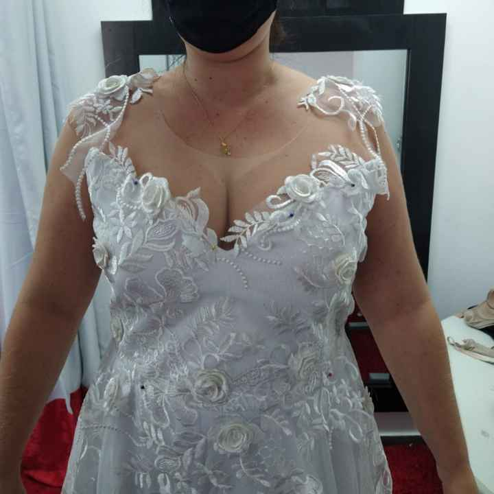 Olha eu de novo 2 prova vestido - 1