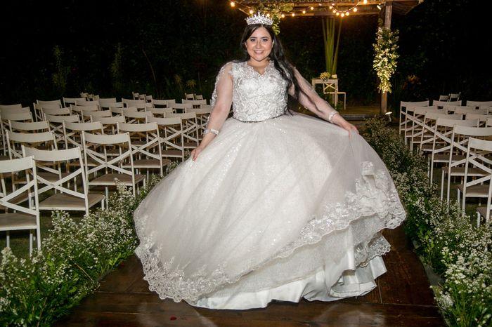 Finalmente Casada! 1