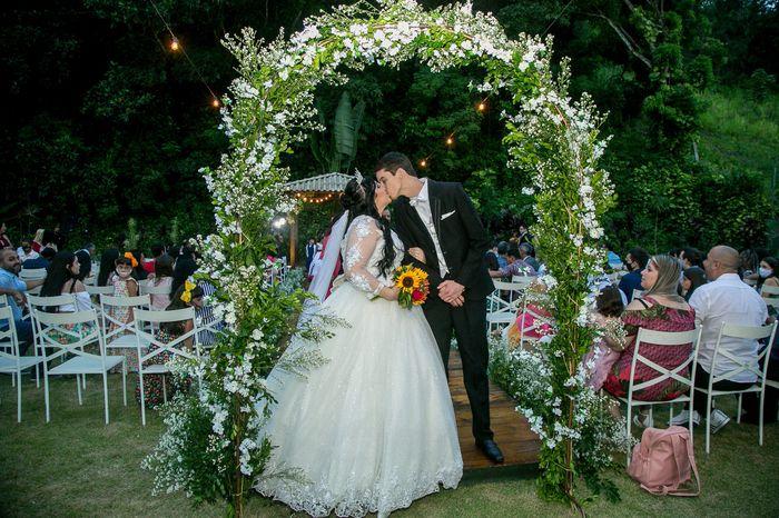 Finalmente Casada! 7