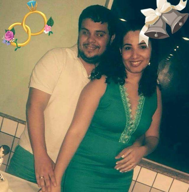 Nosso noivado