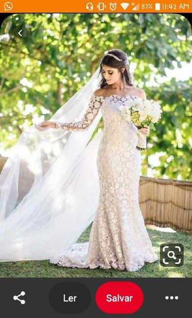 👰🏻 Minhas escolhas para o dia de noiva - Yasminheloise - 5