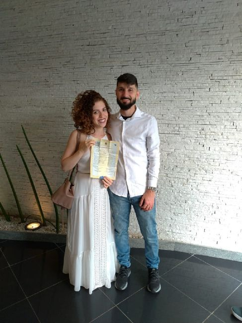 Casamento no Cartório 1