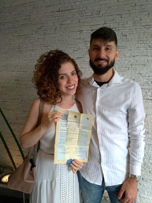 Casamento no Cartório 2