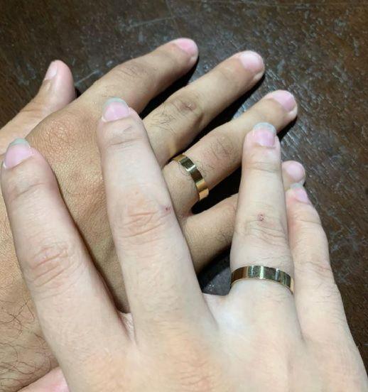 Já tem as alianças do casamento? 💍 2