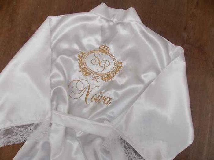 Missão Dia da Noiva: o robe - 1