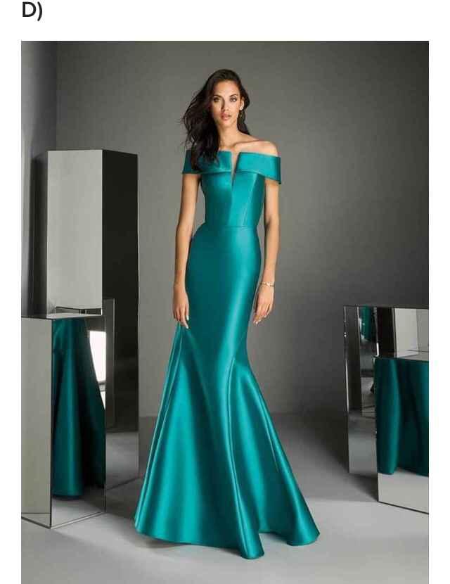 VOTE no seu vestido ideal para... ser madrinha! - 1